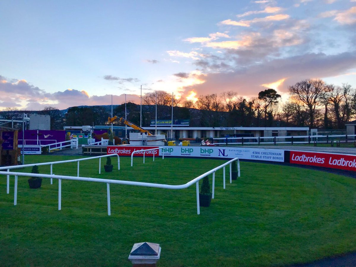 test Twitter Media - All systems go in @LeopardstownRC for #DRF19 tomorrow & Sunday #ComeRacing https://t.co/fK4wVHjejp