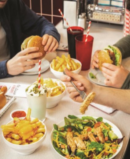 Saturdays are for catching up with friends. Eddie Rockets is the perfect spot for that! https://t.co/BOwbGcLjlT