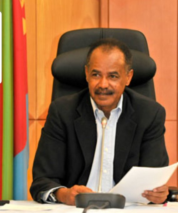 Wishing our beloved hero HE President Isaias Afwerki a happy birthday.