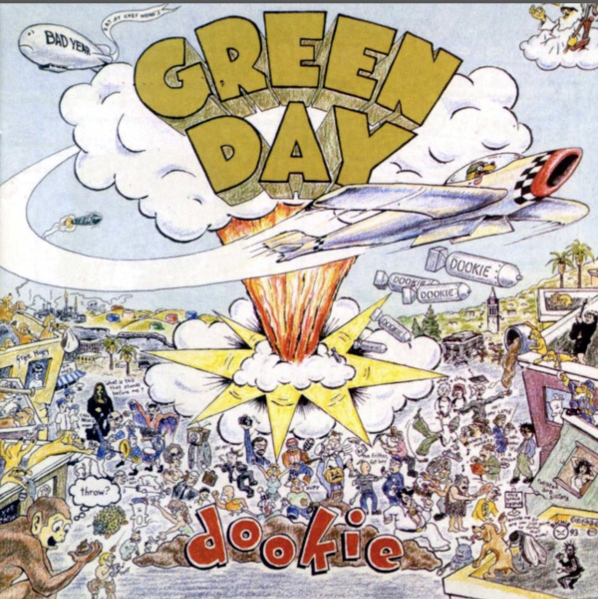 25 years ago my life changed... for the better. Thanks @GreenDay @billiejoe  @trecool @MikeDirnt https://t.co/3ATEc4J4tJ