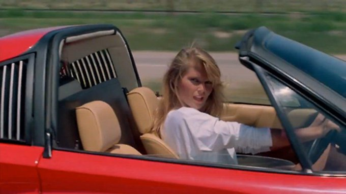 Happy Birthday to Christie Brinkley!  I took 3rd in the state finals my senior year.