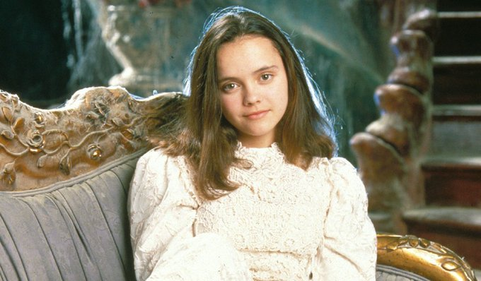 Happy Birthday, Christina Ricci!