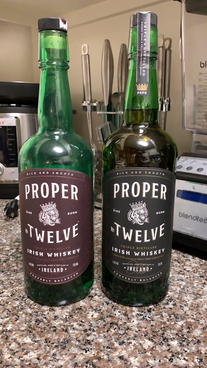 RT @RyanRoc49: Had to go out and pick up that 2nd edition @ProperWhiskey bottle! #Notorious ????☘️ @TheNotoriousMMA https://t.co/YlCHntiIG1