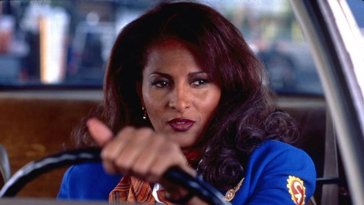 Jackie Brown.   Probably my favorite Tarantino movie if I had to choose only one.   What's yours? https://t.co/v7aavMm0C8