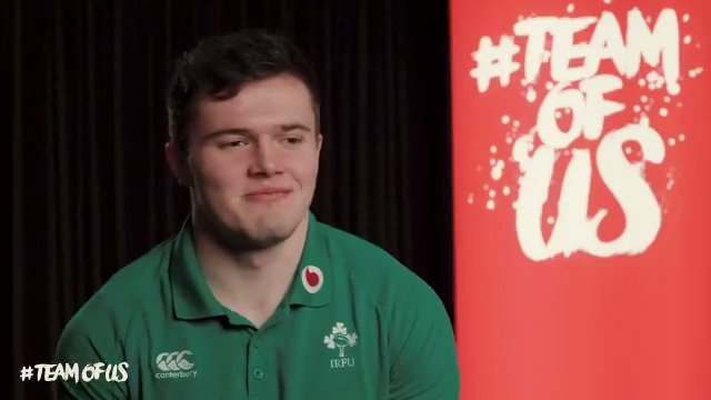 You're a wizard @JacobStockdale #TeamOfUs Everyone In @IrishRugby https://t.co/7ngWEHd2IE