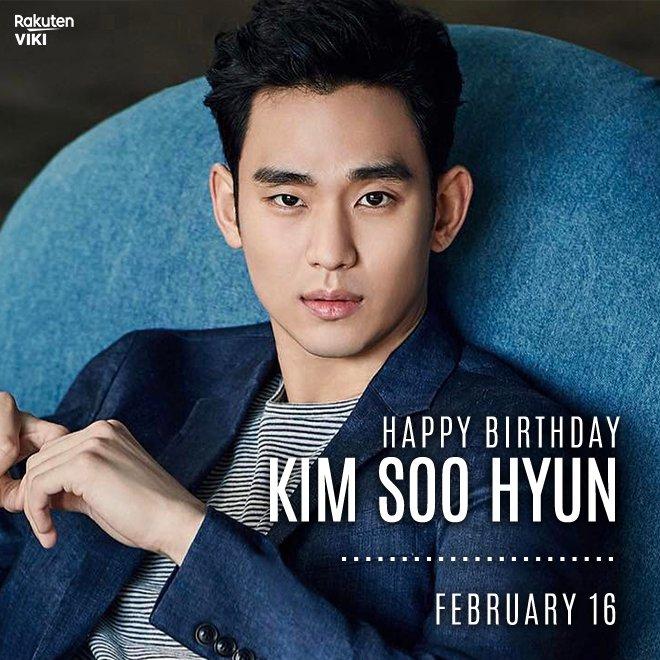 Happy Birthday to Catch up with him on Viki: Viki (Viki) February 15, 2019