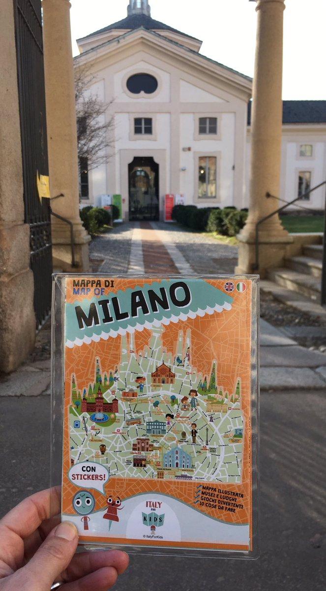 test Twitter Media - C'è la #mappa di #Milano al #bookshop @CorrainiEd @MUBA_Milano? la risposta è... sììì https://t.co/n6oz9jmD3R