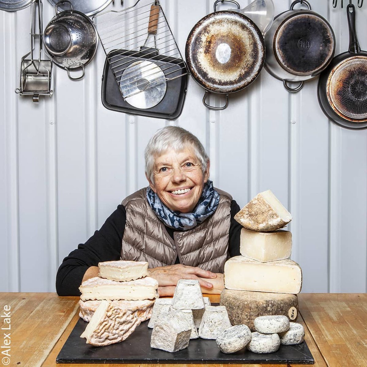 RT @NealsYardDairy: Remembering our friend and colleague Mary Holbrook, 1938-2019. https://t.co/EIhddfM0q0