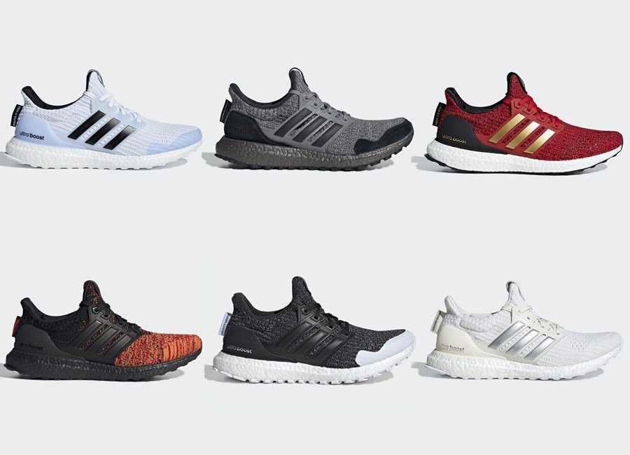 RT @thisis50: adidas releases new images for upcoming Game of Thronescollaboration https://t.co/3QfMH5WYYd https://t.co/9qaJcoFrMq