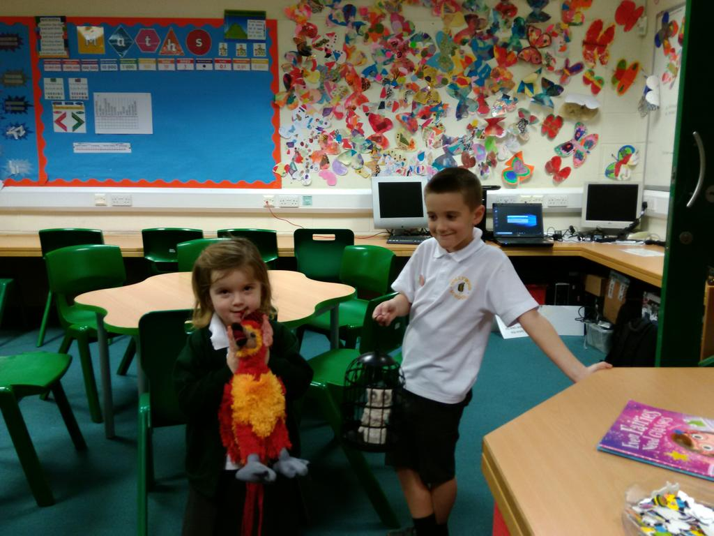 test Twitter Media - These young wizards popped in after-school to try on the sorting hat https://t.co/vrZF6i0aWt