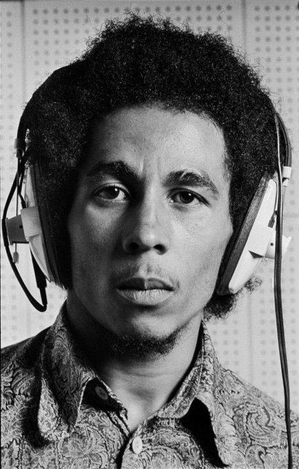 Happy Birthday In Heaven Bob Marley