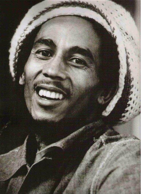 Happy birthday to the legend Bob Marley!