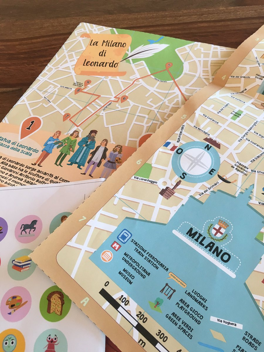 test Twitter Media - Visto si stampi! 👏🏻👏🏻.      #comingsoon #LeonardodaVinci #map #Milano https://t.co/qG1G4v5Q72
