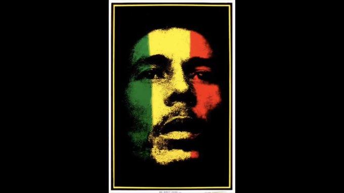 Happy Birthday to Bob Marley!     Bob Marley - Buffalo soldier