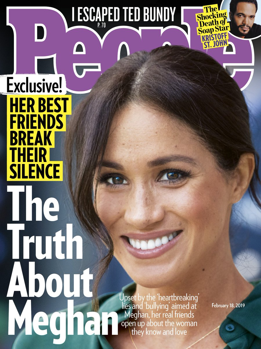 Meghan Markle's Best Friends Break Their Silence: 'We Want to Speak the Truth'