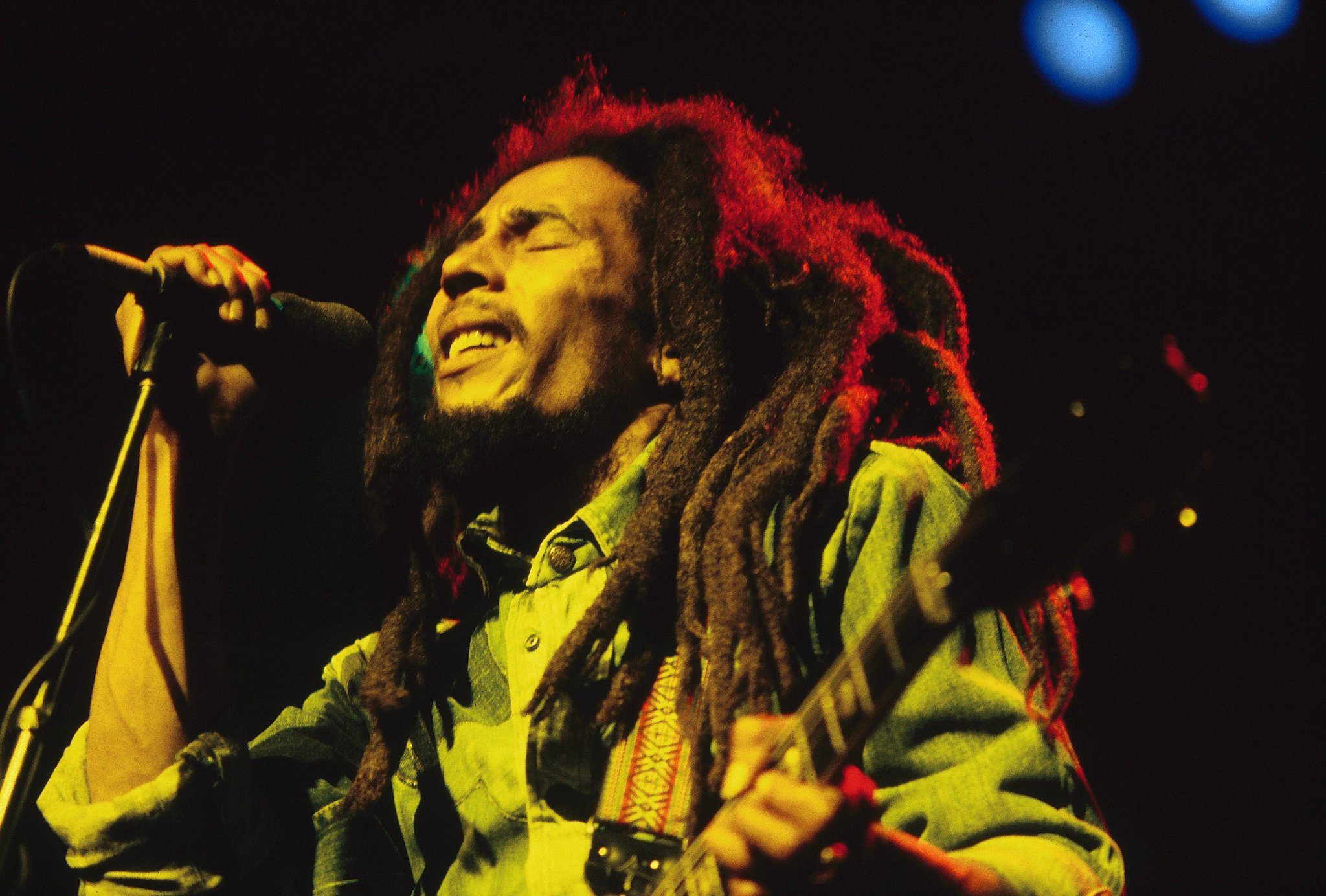 Happy Birthday Bob Marley, who would have turned 74 today.