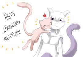 Happy birthday Mewtwo!