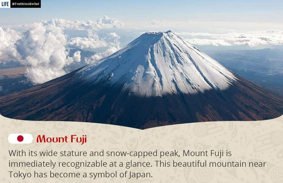 RT @TruthInsideOut: Mount Fuji - #Japan 🇯🇵  #COL #JPN #COLJPN https://t.co/gA3ESgIWs9