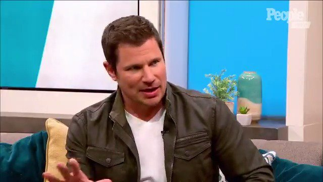 Nick Lachey Reveals His Valentine's Day Plans With Wife Vanessa