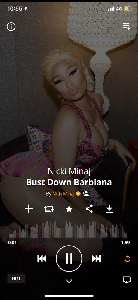 RT @ThatShadyCunt: YALLLLLLLLLLLLLLLL #BustDownBarbiana ???????????????????????????? https://t.co/jyhCCmeWVj