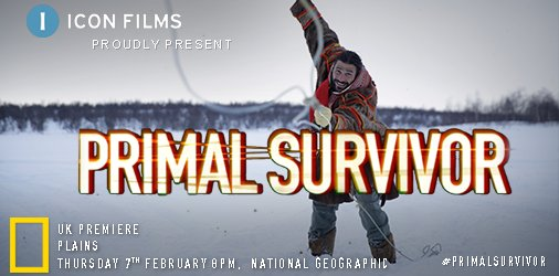 #Tonight @HazenAudel battles the elements in the world's most weather-beaten plains. From the blistering heat of the Kalahari to the depths of the Arctic Sea Hazen relies on locals' skills to survive in the #PrimalSurvivor #MostExtreme #seasonfinale 8PM @NatGeoUK #survivalskills https://t.co/NalRbZa0TH