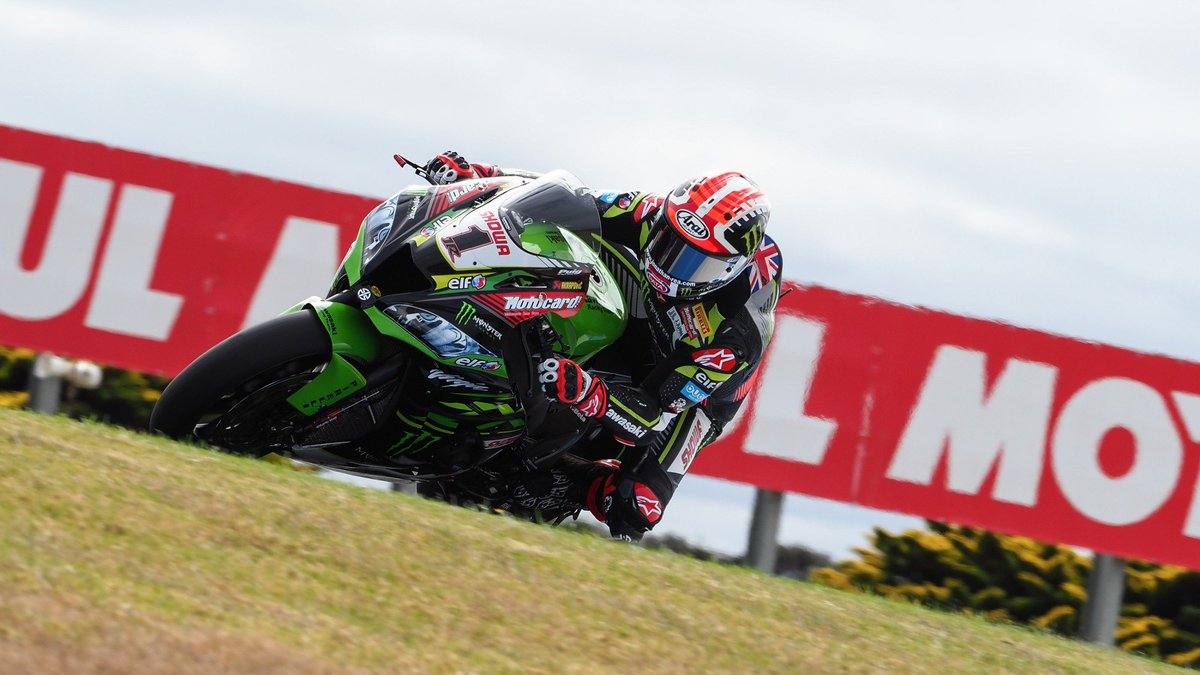 test Twitter Media - 🆕 @jonathanrea tops FP1 as #WorldSBK 2019 begins!  Reigning champion supreme in opening WorldSBK Free Practice but 11 riders are within a second of his pace!  #AUSWorldSBK 🇦🇺  📃 REPORT | #WorldSBK https://t.co/xMIwOriz0t https://t.co/TDIo2xaBdn