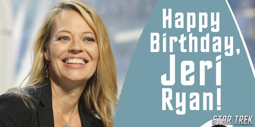 test Twitter Media - Join us in wishing a happy birthday to @JeriLRyan! What made Seven of Nine such an iconic #StarTrek character? #HappyBirthday https://t.co/pUKJkfh6ho