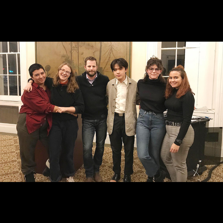 test Twitter Media - Congrats to the six Wes students who were recently honored by #CreativeWriting at Wesleyan & the English Department! https://t.co/SLlZ2iSICa https://t.co/EMmUB8BZ2i