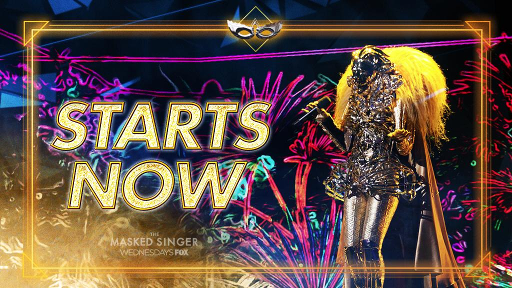 RT @MaskedSingerFOX: The semifinals are ON! ???? An all-new episode of #TheMaskedSinger starts now. https://t.co/acD4rIXtKC