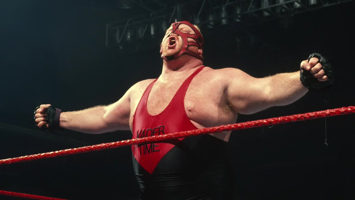 RT @JimmysSeafood: Please put Vader in the Hall of Fame, @wwe! https://t.co/7hHknihpxn