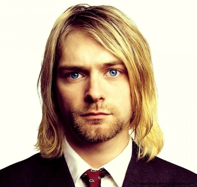 Happy birthday Kurt Cobain 51 today..RIP never ever forget ya man..