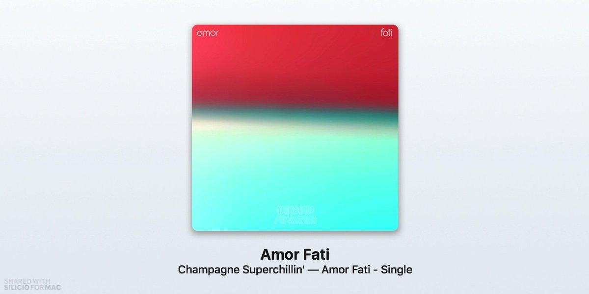 test Twitter Media - Amor Fati by Champagne Superchillin'  https://t.co/vwIaM0ocYz https://t.co/idcb117TvH