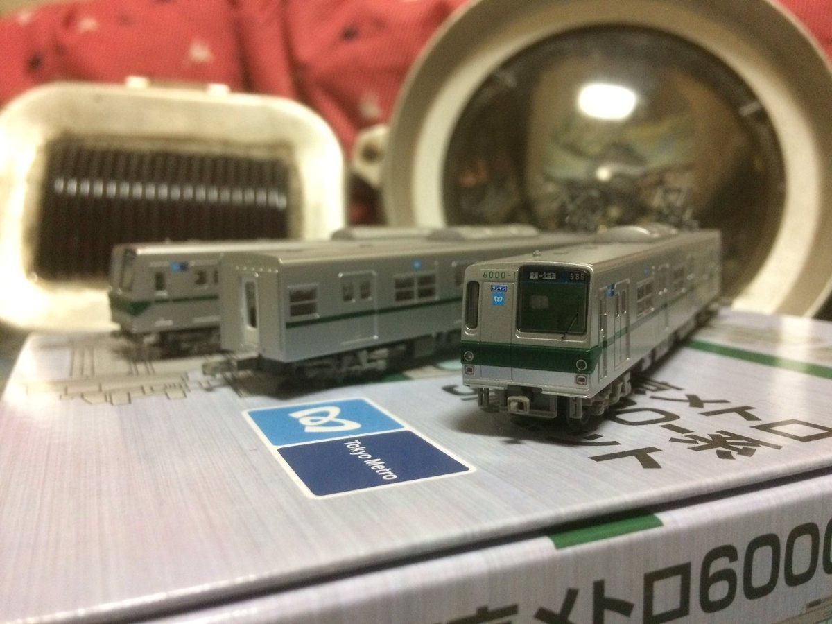 test ツイッターメディア - 3:トミーテック 東京メトロ6000-系 めちゃくちゃ待ち望んでたメトロ仕様でドア小窓の6000系、の試作車 3両編成というお手軽さが好き トミーテックは早く6102F晩年仕様出せ https://t.co/JZNxU4rWmT