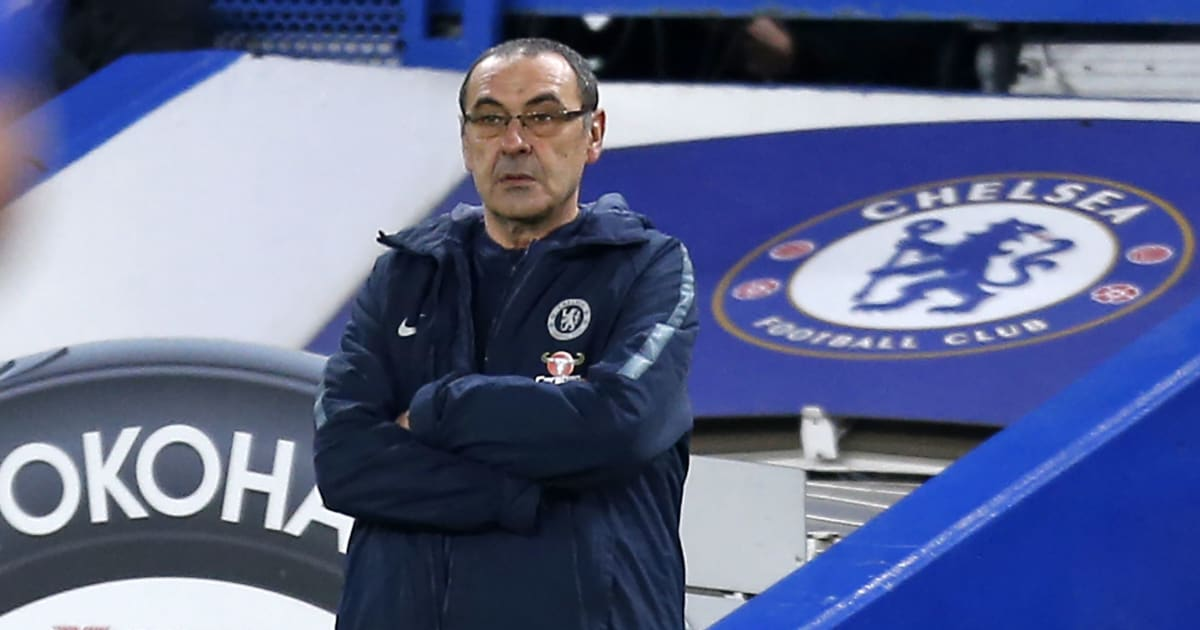 7 Candidates Who Could Replace Under-Fire Maurizio Sarri at Chelsea https://t.co/PXF53coakO https://t.co/vR7BUbnNz2