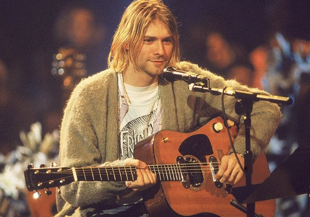 Happy birthday kurt cobain, i ll love and miss you foreverrr <3