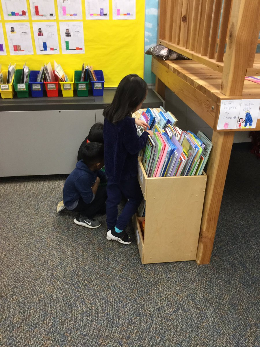 test Twitter Media - Picking out books for our book reviews! #d30learns https://t.co/dERuE2L4wt