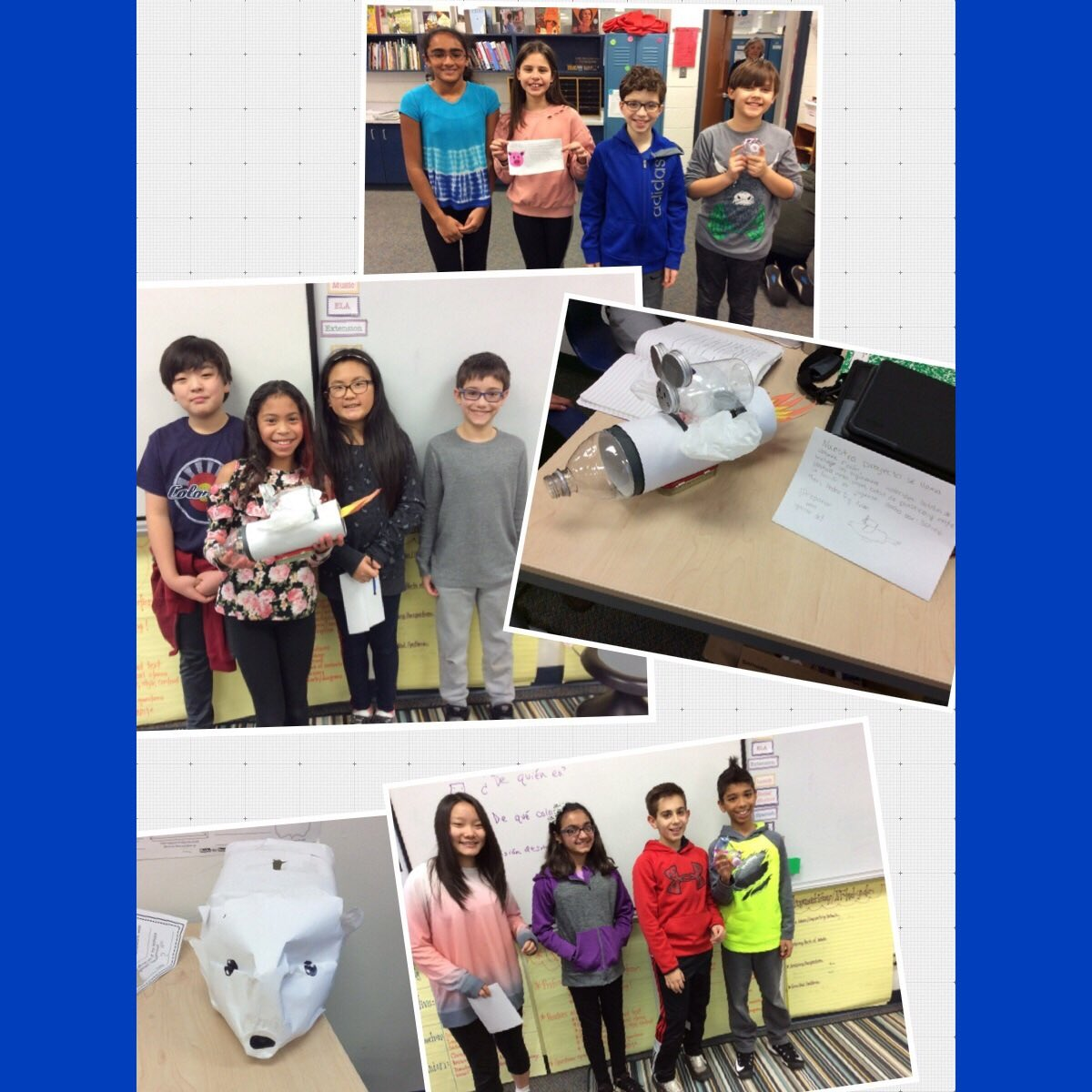 test Twitter Media - Thinking outside of the (plastic) box to reuse and help the world! 5th graders explored the effects of plastic on the environment, and converse en español about solutions, including this! #d30learns #bewillowbrook @willowbrook5F https://t.co/30esKVZtjX