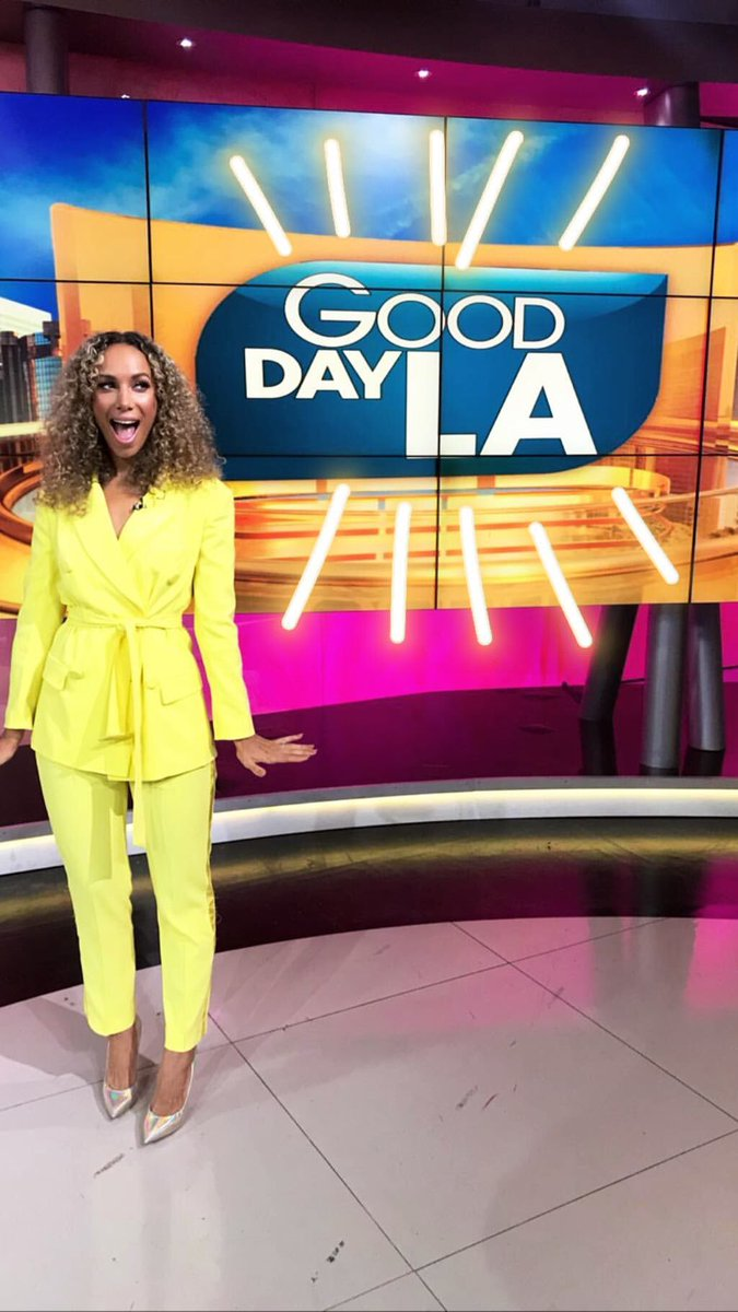Thanks for having me @GDLA ✨ I am not tired at all ???? https://t.co/BGRl2h8LYA