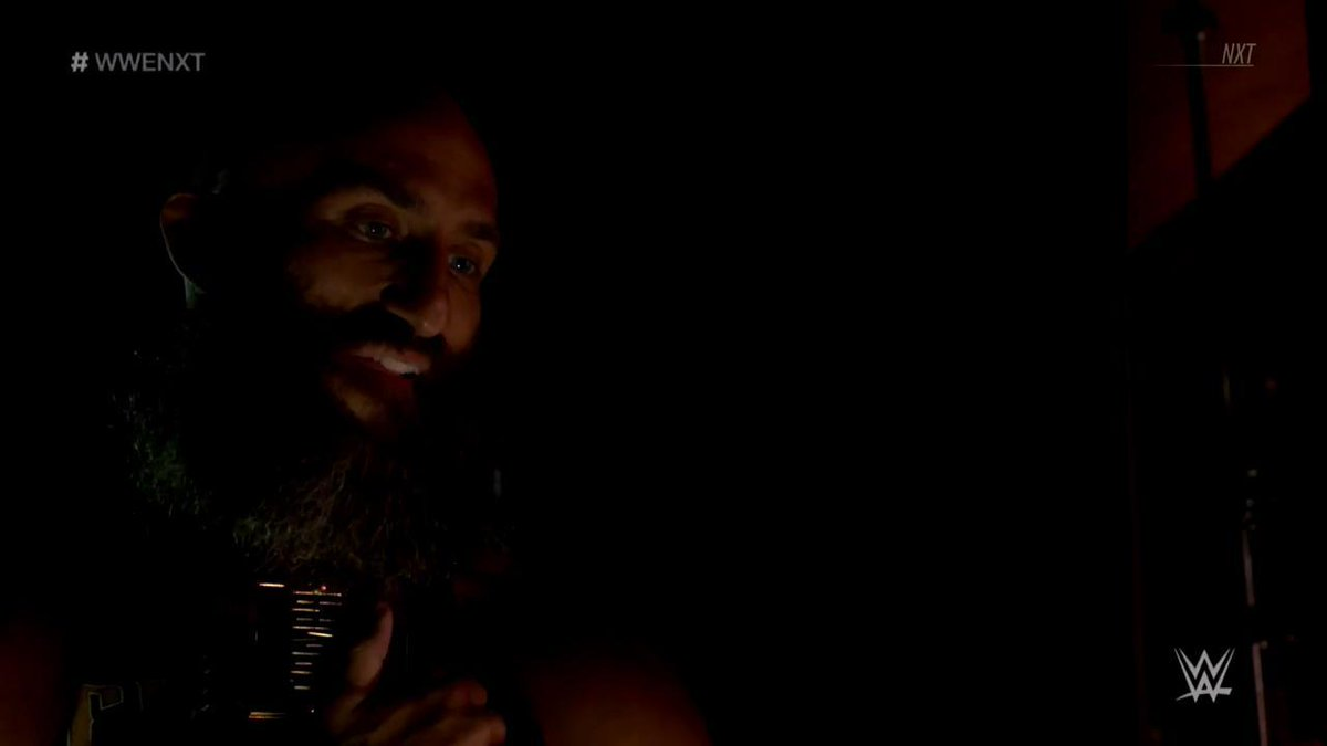 Thoughts on that NXT #NorthAmericanTitle Match, @ProjectCiampa? #WWENXT https://t.co/DHQn1Ydsj9