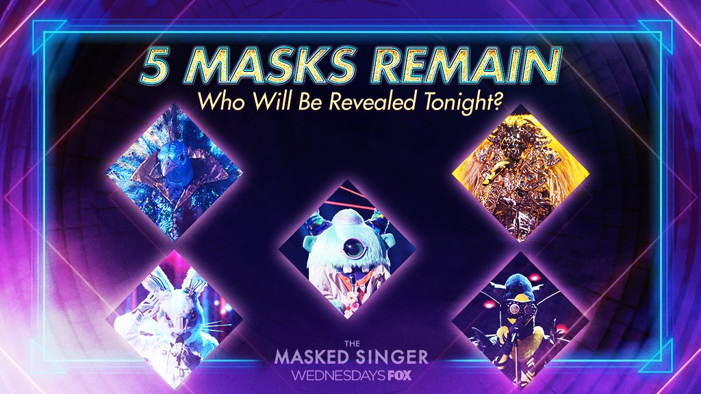 #TheMaskedSinger semifinals is live on @FOXTV!! Retweet if you're watching. https://t.co/6S0RrBeSFc