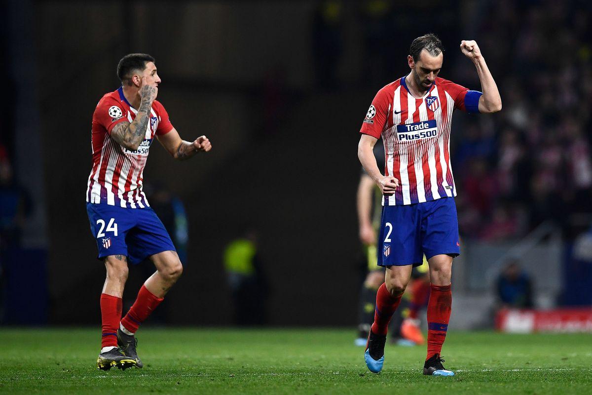 Atletico beats Juventus, while Schalke falls to Man City @Globe_Sports