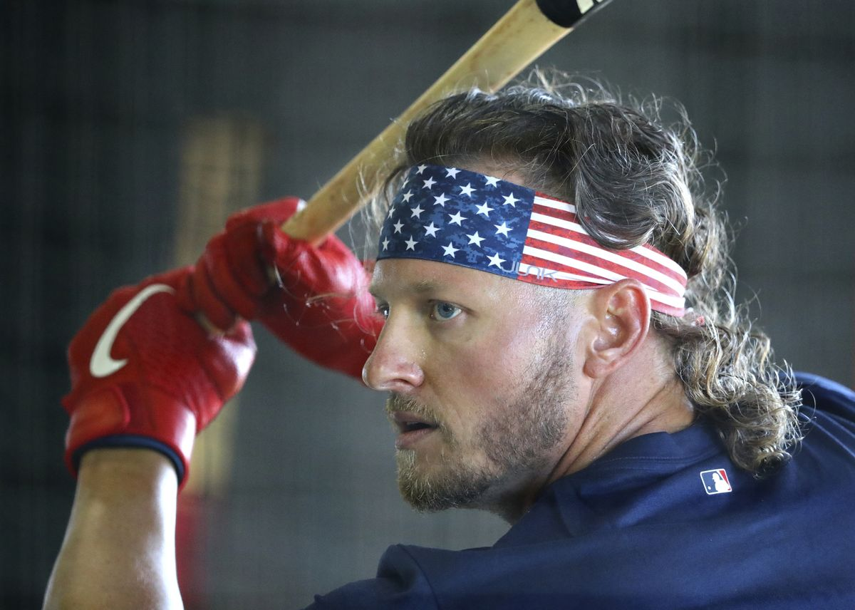 At 33, Braves' Josh Donaldson is trying to prove he can stay healthy @Globe_Sports
