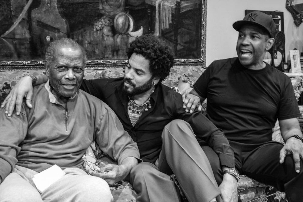 Happy 92nd birthday to the legendary trailblazer and fellow Bahamian Sir Sidney Poitier! https://t.co/EwWEz0u35w