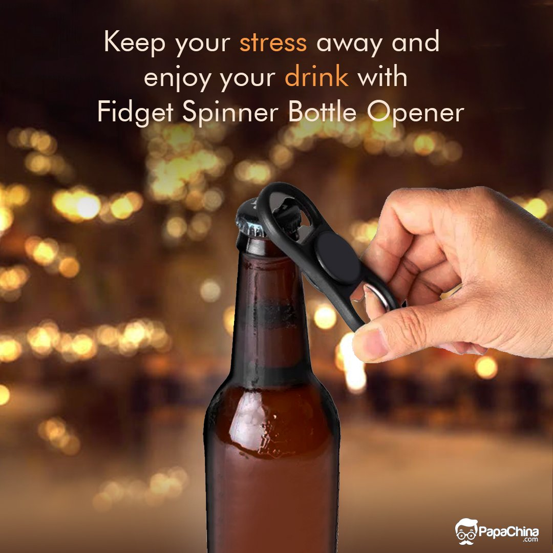 test Twitter Media - Keep your stress away and enjoy your drink with fidget spinner bottle opener. For more information visit https://t.co/AjlyZmMlNb https://t.co/hV4qAwxFEX #fidgetspinner #spinner #bottleopener #Bottle https://t.co/cTpiRMW4k3