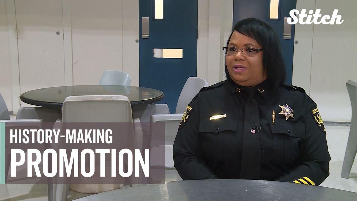test Twitter Media - Sacramento News First African-American woman promoted to 170-year-old sheriff's office https://t.co/1fYMiLpdtI https://t.co/4l4sqPOY1V
