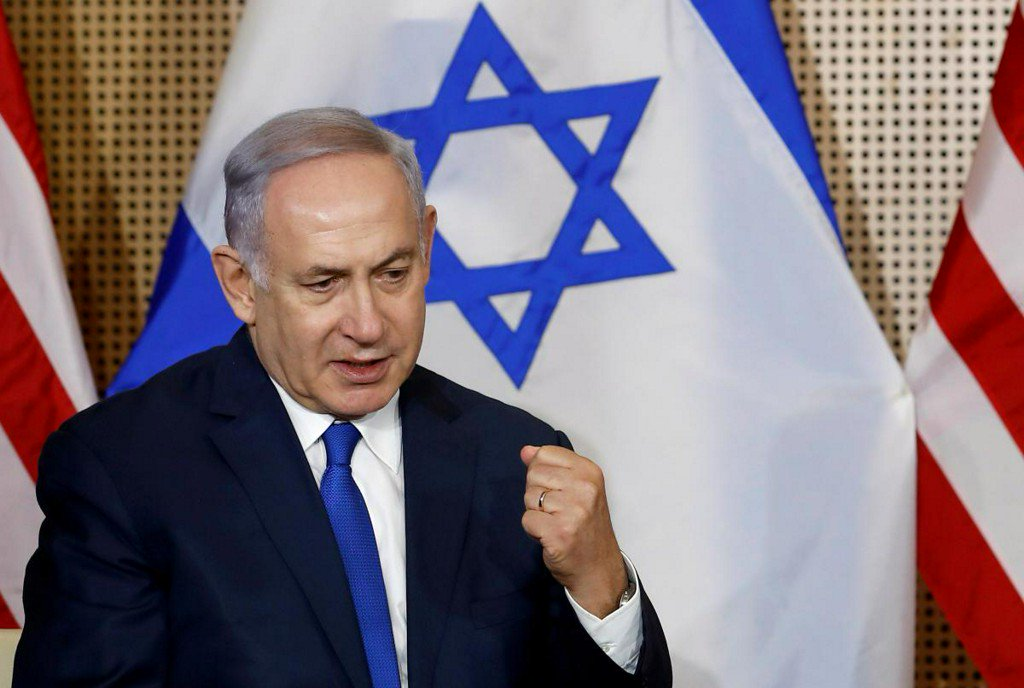Netanyahu's strongest challengers form alliance in Israeli election