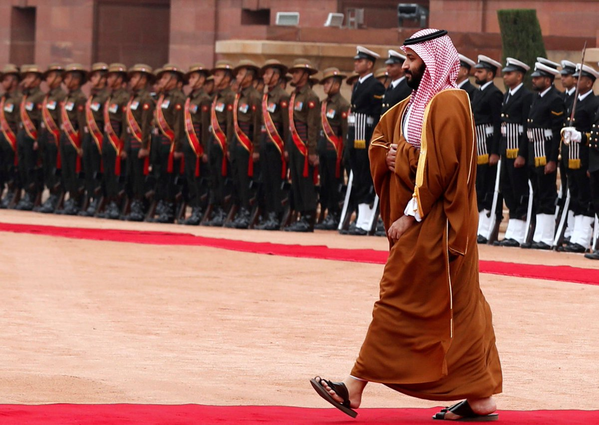 China walks Saudi-Iran tightrope as MBS arrives after trips to India and Pakistan