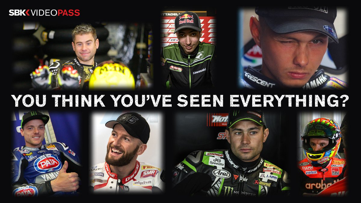 test Twitter Media - The class of 2019: 18 stars hungry for glory!  @jonathanrea faces rookies, returnees and archrivals, all set on dethroning the four-time champion  📃 | #WorldSBK https://t.co/Pxxq6KKaO3 https://t.co/a5WnYj1mMf