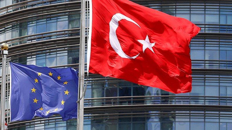 Ankara condemns European parliament committee call to suspend Turkish EU accession