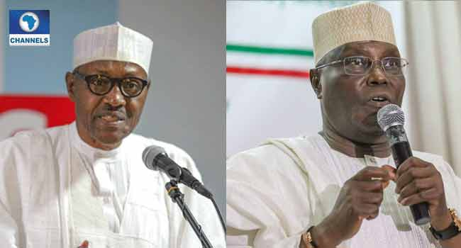 Buhari, Atiku Make Last-Minute Pitch For Votes Ahead Of Polls. https://t.co/yd7Pki2rGI https://t.co/3x99suylkf